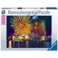 Ravensburger 1000 - Fireworks over Sydney, Australia