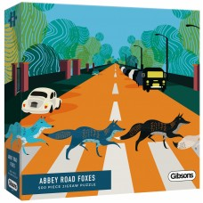 Gibbsons 500 - Foxes on the road