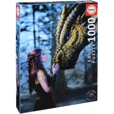Educa 1000 - Once Upon Anne Stokes