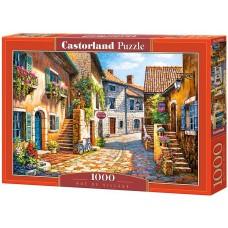 Castorland 1000  - Rural street