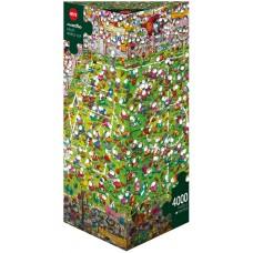 Heye 4000 - The World Cup, Mordillo