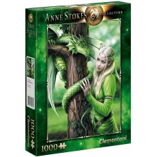 Clementoni  1000  - Related souls, Anne Stokes