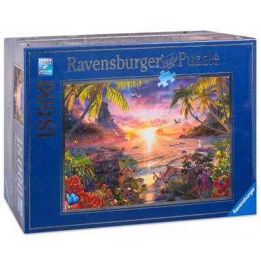 Ravensburger 18000 - Sunset in Paradise