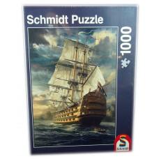 Schmidt 1000 - Departure, Searle Terran
