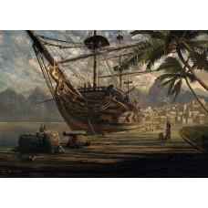 Schmidt 1000 - Anchor ship