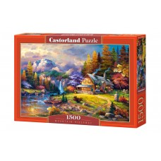 Castorland 1500 - Asylum in the Mountain