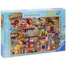 Ravensburger 1000 - Craft cabinet