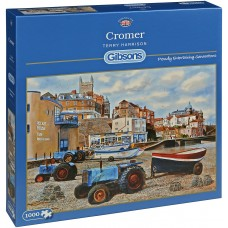 Gibsons 1000 - Cromer, Terry Harrison