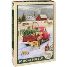 Cobble Hill 1000 - Christmas on the farm