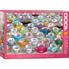 Eurographics 1000 - Tea Cup Collection