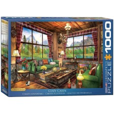 Eurographics  1000  - Cozy cottage, Dominic Davison