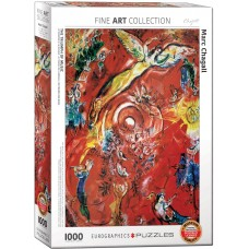Eurographics  1000  - The Triumph of Music, Mark Chagall