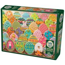 Cobble Hill 1000  - Easter eggs