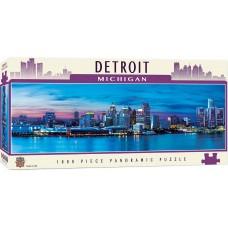 Master Pieces 1000 - Detroit, Michigan