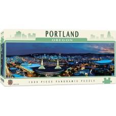 Master Pieces  1000 - Portland, Oregon