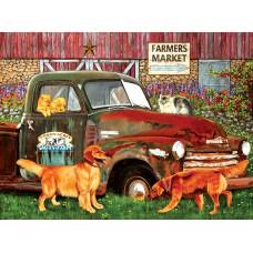 SunsOut 1000  - Farm shop, Julie Bauknecht