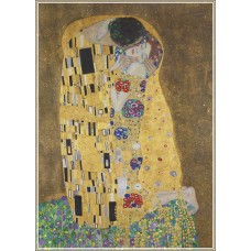 Gold Puzzle  1000  - The Kiss