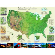 New York Puzzle 1000 - American National Park