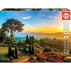 Educa  1000 - Fairy garden
