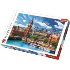 Trefl 500 - Sunny day in London