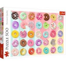 Trefl 500 - Donuts
