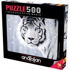 Anatolian 500 - Crystal eyes, John Rattenbury