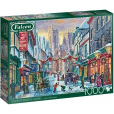Jumbo 1000 - Christmas in York, Victor McLindon