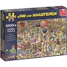 Jumbo 1000 - Toy store, Jan van Haasteren