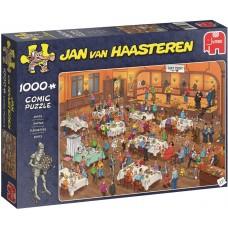 Jumbo 1000 - Darts, Jan van Haasteren