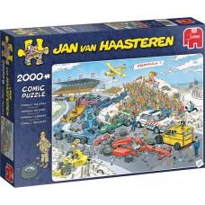Jumbo 1000 - Formula 1, Jan van Haasteren