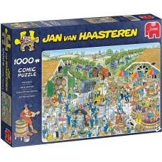 Jumbo 1000 - The winery, Jan van Haasteren