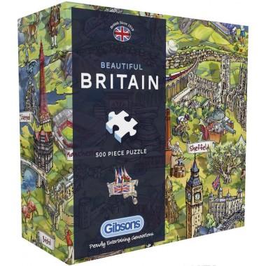 Gibsons 500 - Beautiful Britain, Maria Rabinki