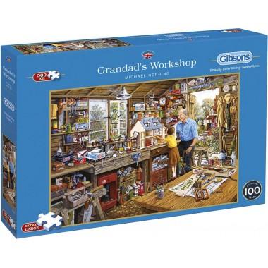 Gibsons 500 XL - Grandpa's workshop, Michael Herring