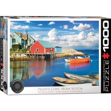 Eurographics 1000 - Peggy's Cove, Nova Scotia