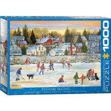 Eurographics 1000 - Fun on the rink, Patricia Burke