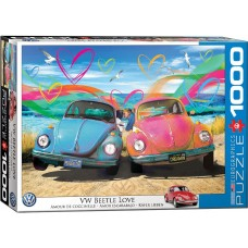Eurographics 1000 - Beetle Love, Parker Greenfield