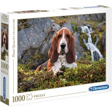 Clementoni 1000 - Charlie Brown's dog
