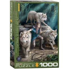 Eurographics 1000 - The power of the three, Anne Stokes