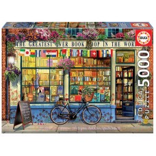 Educa 5000 - The greatest bookstores in the world