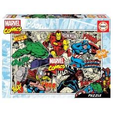 Educa 1000 - Marvel