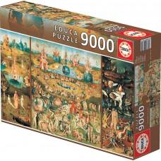 Educa 9000 - The Garden of Earthly Pleasures, Jerome Bosch