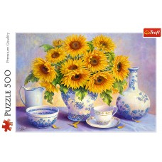 Trefl 500 - Sunflowers
