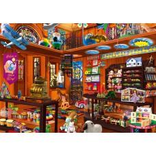 Bluebird 1000 -  The hidden toy store
