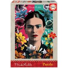 Educa 1000 - Frieda Kahlo