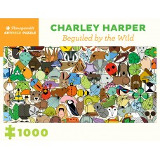 Pomegranate 1000 - Enchanted by the wild, Charlie Harper